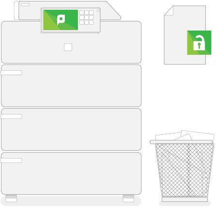 无论您使用哪一个多功能一体机品牌,PaperCut MF让您比以往更轻松地管理,管理使每一页都有意义