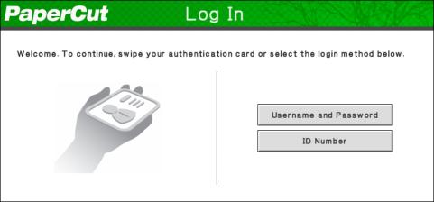 在Sharp MFD使用用戶名稱和密碼認證