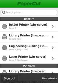 mobilerelease-printerlist