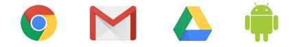 Google雲端列印™使Gmail, Google雲端硬碟,Android及Chrome作業系統設備之間連接到印表機無需安裝驅動程式。